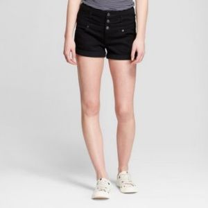 Mossimo High Waisted Denim Shorts